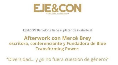 Afterwork EJE&CON Barcelona